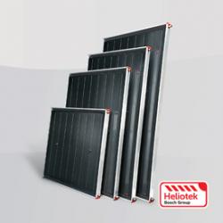 Coletores solares para banho
